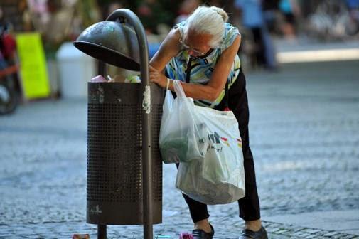 Die Armut, die es nicht mehr gibt ?