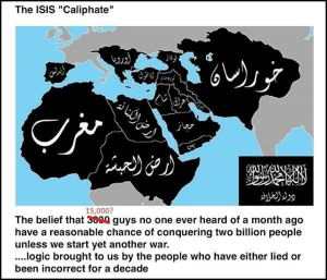 ISIS FAKE
